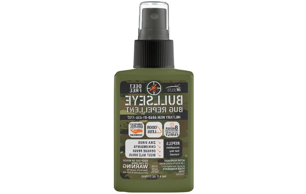 military bug insect mosquito spray repellent protection