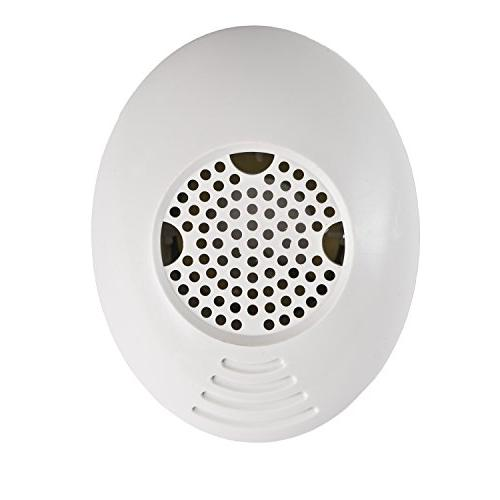 Victor Mini M752SN Ultrasonic Rodent Repeller with Nightligh