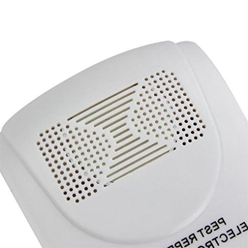 Mosquito Killer Ultrasonic Electronic Anti Rat Mice Bug Control Repeller