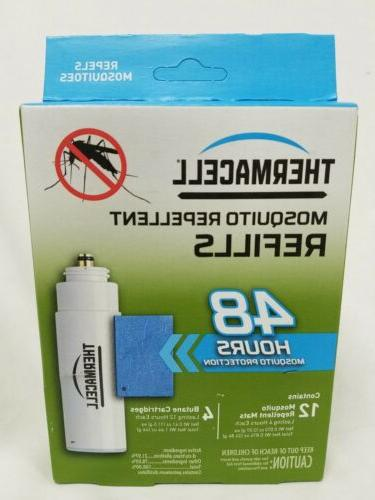 mosquito repellent refill 48 hour protection 12