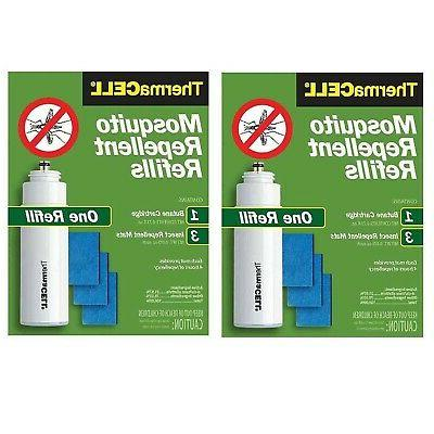 mosquito repellent refill repellers torch