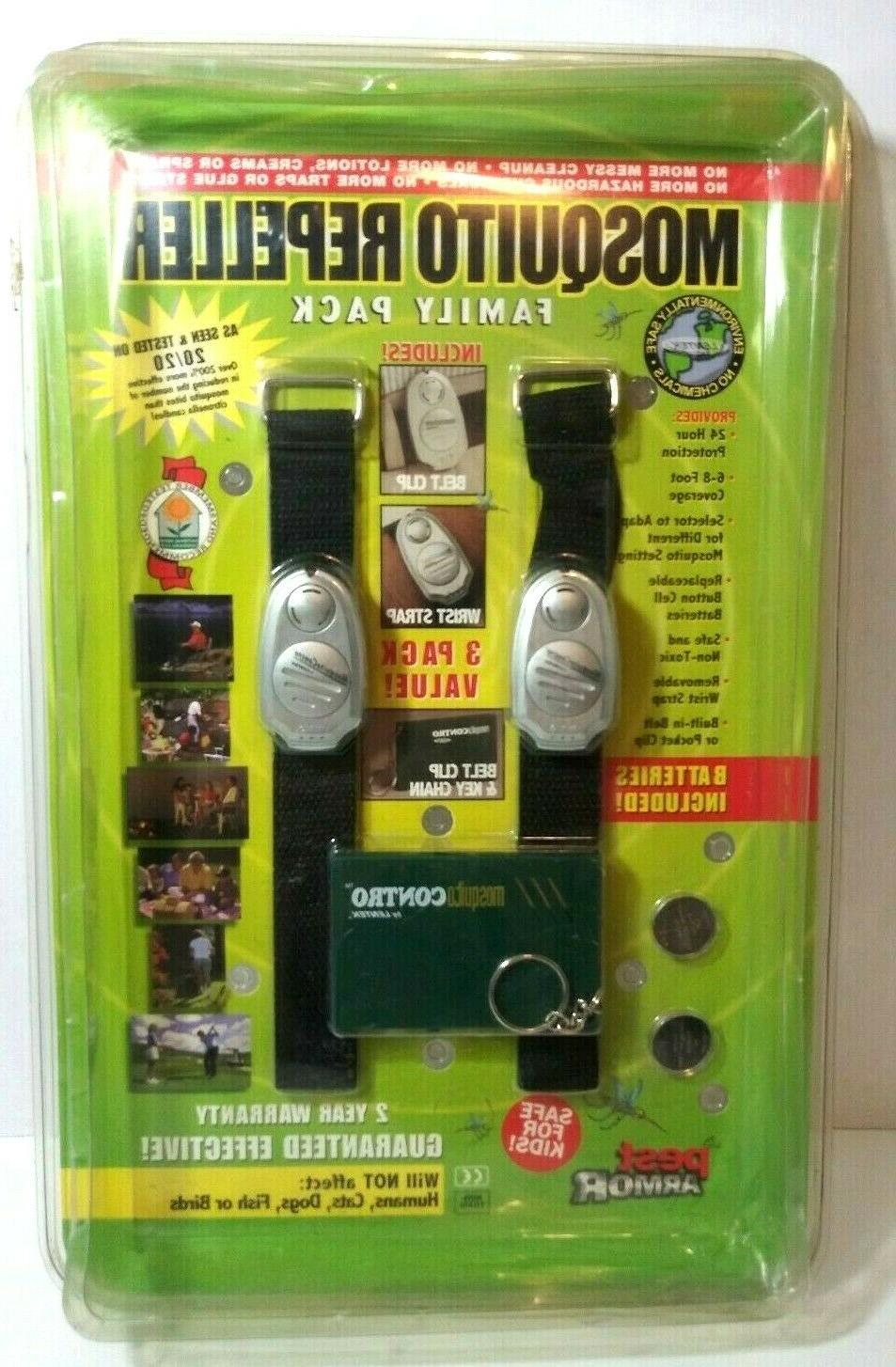 mosquito repeller family pack