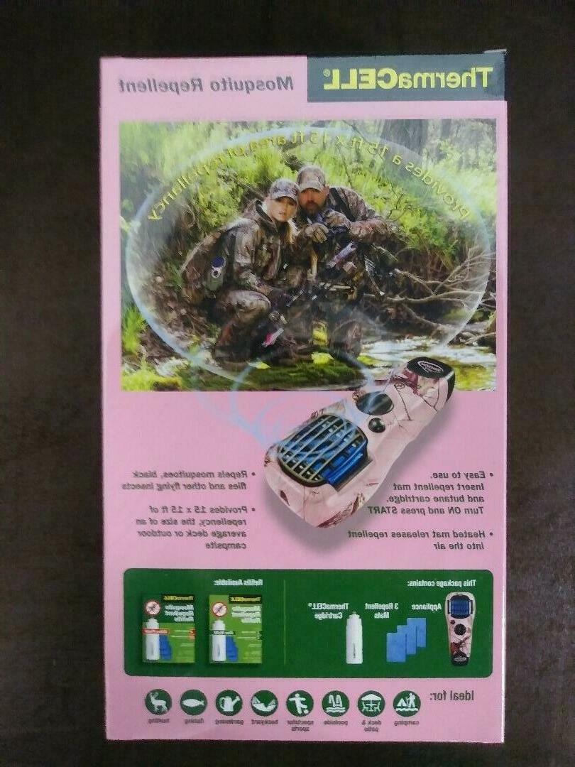 Thermacell Realtree Pink