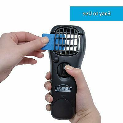 Thermacell Repeller, Black; Mess-