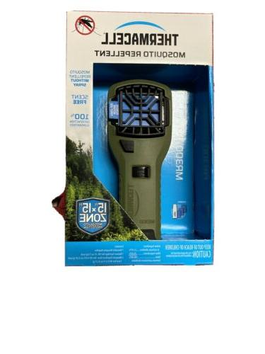 mr300 portable mosquito repeller contains