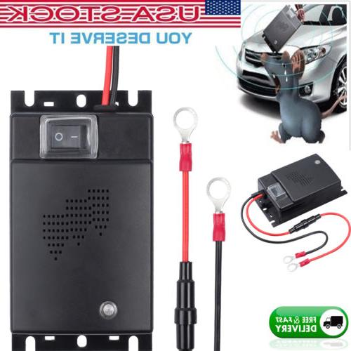 new car vehicle ultrasonic mouse repeller rat