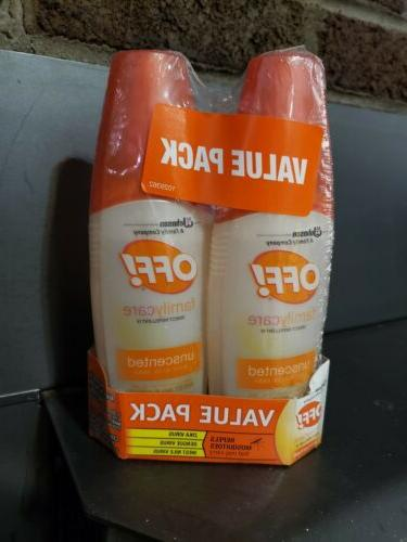 off insect repellent iv family care value