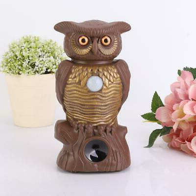 Owl Repellent Mouse Repeller With Light