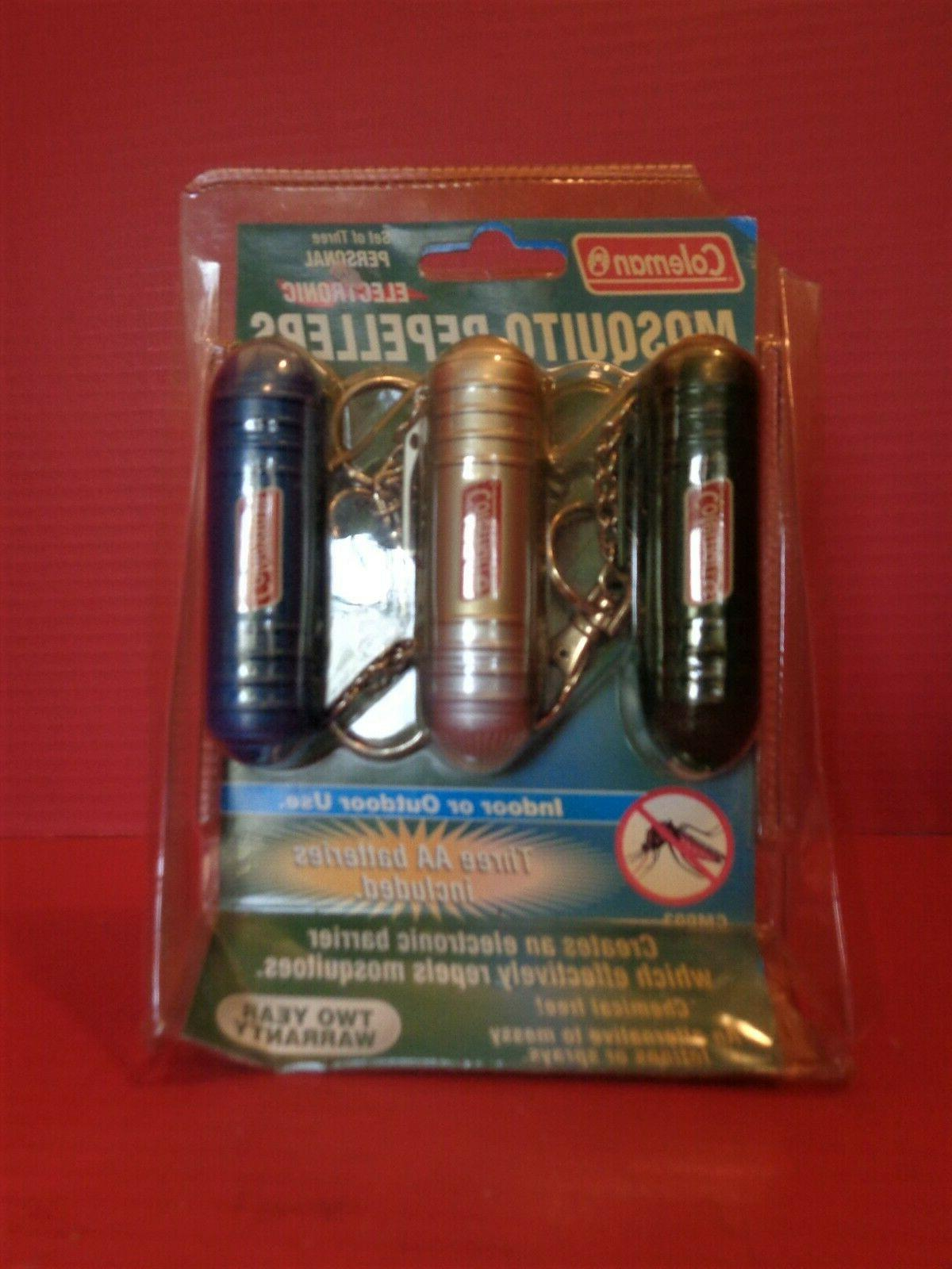 personal electronic mosquito repellers cm003 set of