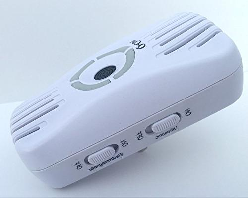 CLEANRTH QuadCore Electronic Pest Repeller | Over Four