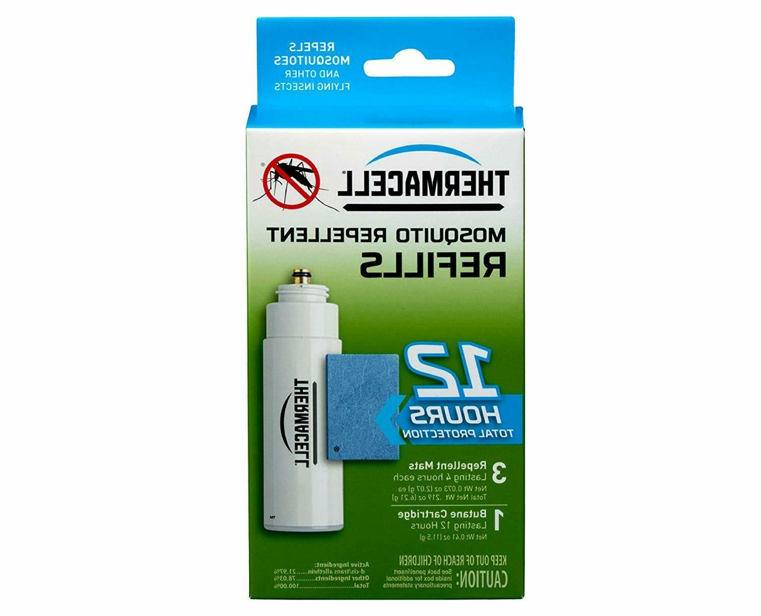 r 1 mosquito repeller refill 12 hour