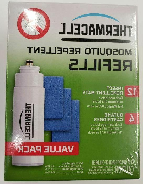 Thermacell Refills Mats 48