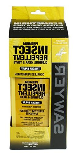 Sawyer Products Permethrin Clothing Insect Trigger 24-Ounce