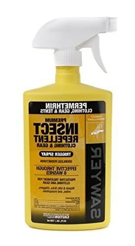 Sawyer Products Permethrin Clothing Trigger 24-Ounce