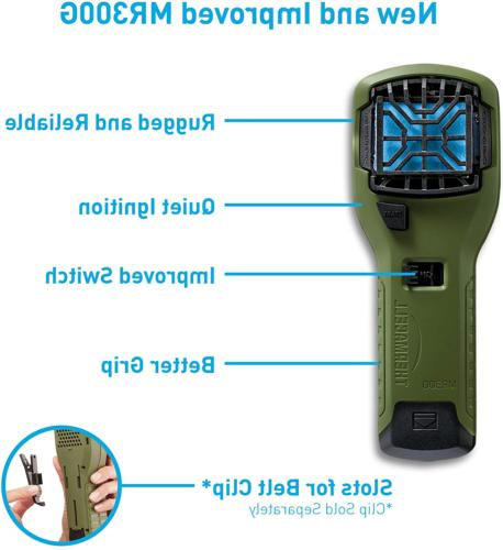 Thermacell Portable Repeller, Fuel Cartridg