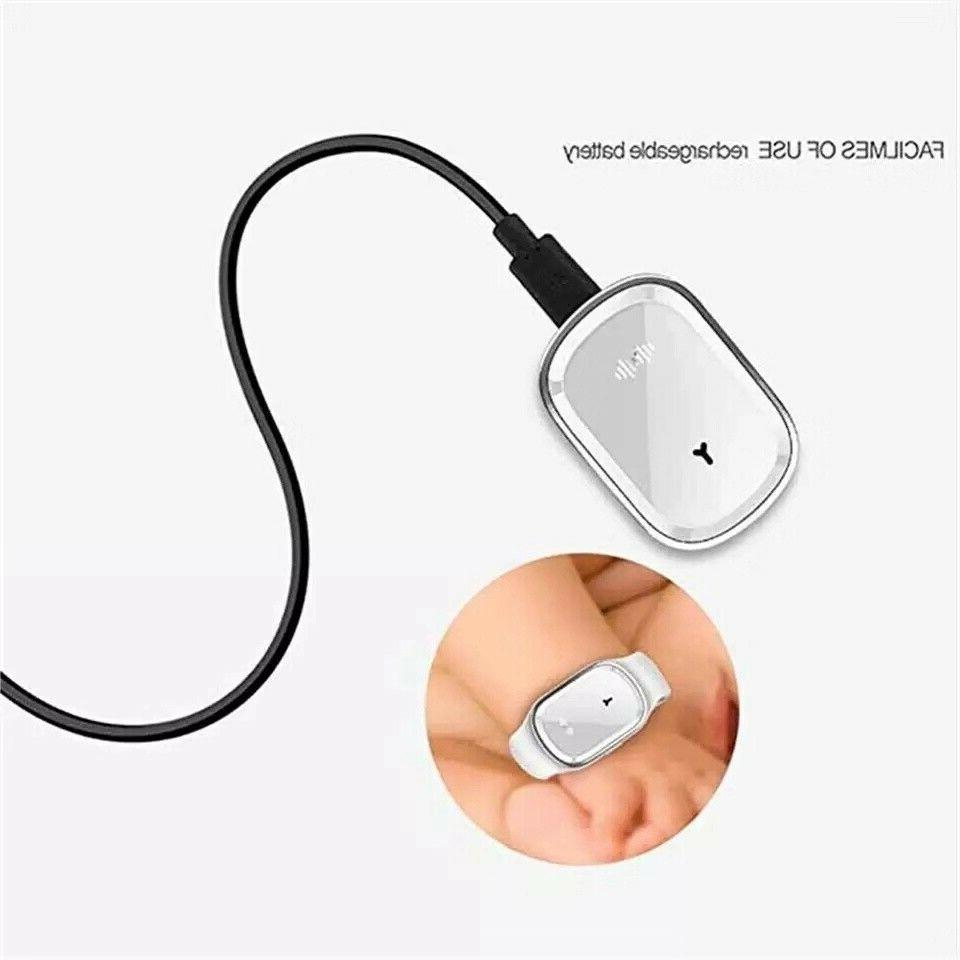 Ultrasonic Mosquito Insect Pest Bugs Wrist Bracelet