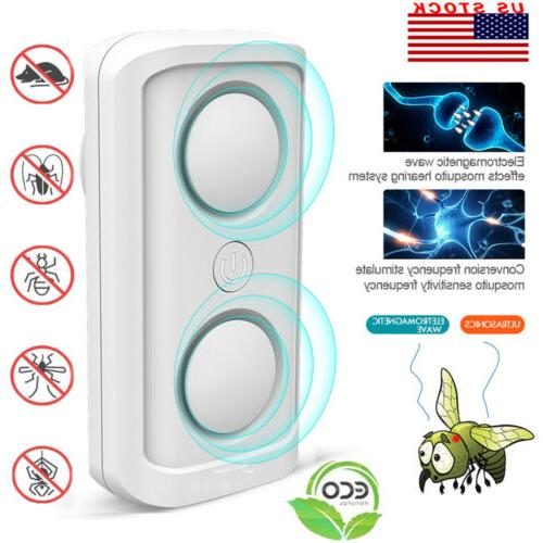 ultrasonic electronic pest repellers mosquito cockroach mice