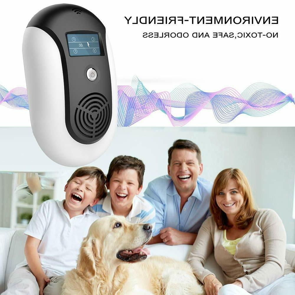 Ultrasonic Pest Control, Mosquito, Safe For Children
