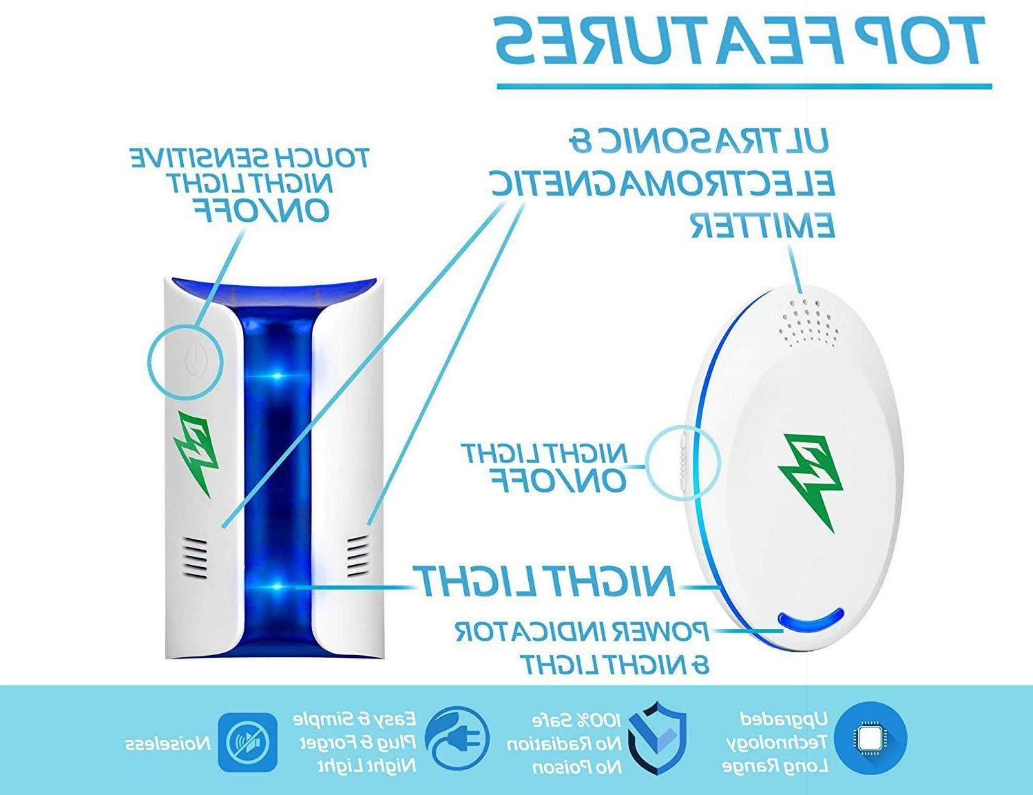 Ultrasonic Repellent Electric