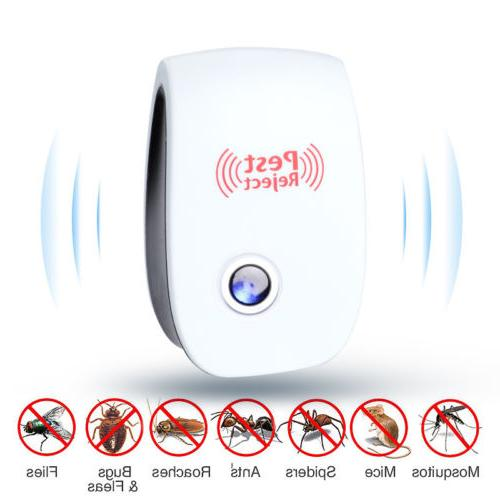 Ultrasonic Pest Repeller Reject Bed Bug In