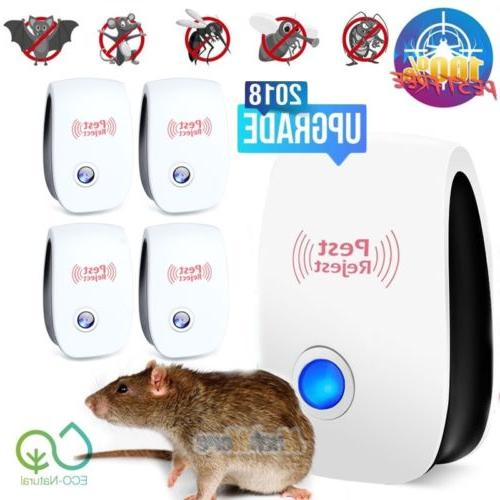 ultrasonic pest repeller control reject mosquito rodent