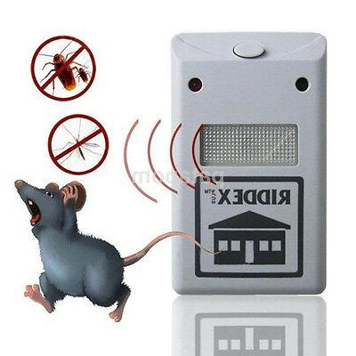 ultrasonic pest repeller electronic insect repellent control
