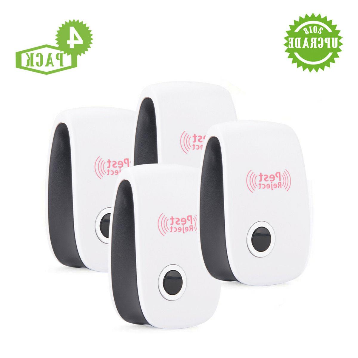 Ultrasonic Pest Electronic Plug In Control Reject Bug