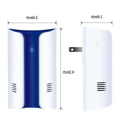 Ultrasonic Pest Repeller Rat Mice Mosquito Insect