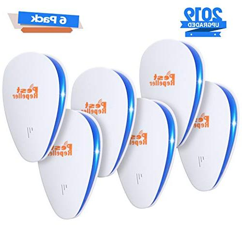 ultrasonic pest repeller electronic repellent