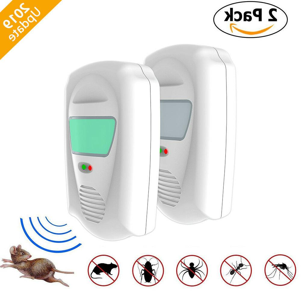 ultrasonic pest repeller plug in electromagnetic wave