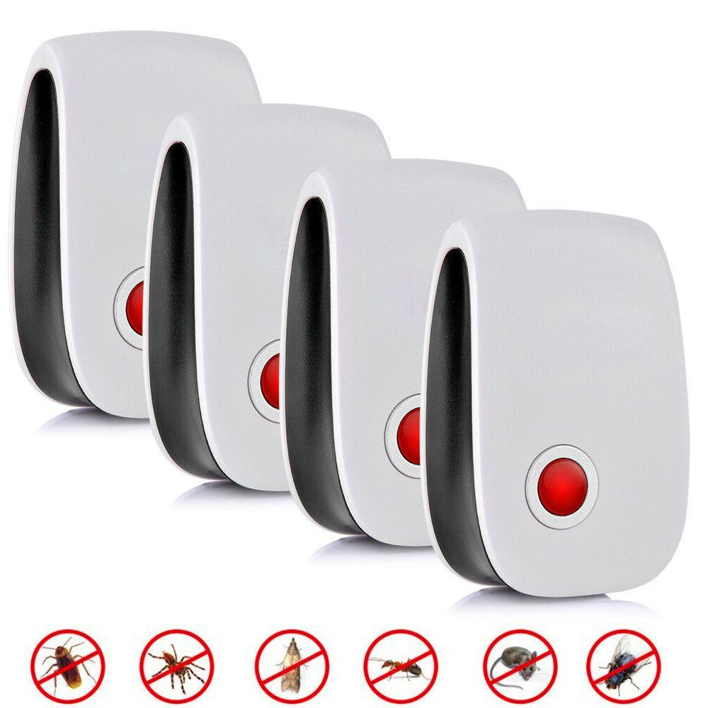 US Electronic Pest eliminate Repeller Roach Plug in