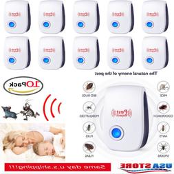 lot electronic ultrasonic pest reject mosquito cockroach