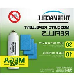 Thermacell R10 Mosquito Repellent Refills Mega Pack 30 mats