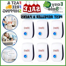 Ess Ultrasonic Pest Control Repeller Plug in Home Bed Bug In