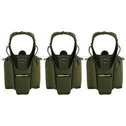 Thermacell Mosquito Repellent Appliance Holster, Olive, 3-Pa