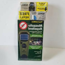 ThermaCELL Mosquito Repellent Bonus Pack Kit Refill Belt Hol