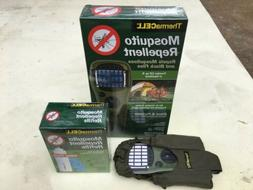 Thermacell Mosquito Repellent Kit: Olive Appliance +Holster