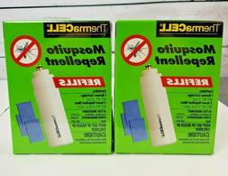 ThermaCELL Mosquito Repellent Mats and Cartridge Refills for
