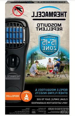 THERMACELL Mosquito Repellent Repeller Kit, Black, New in Se