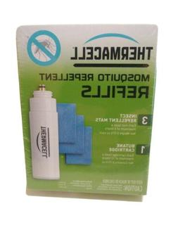 ThermaCELL Mosquito Repellent Single Refill  079115 Thermace