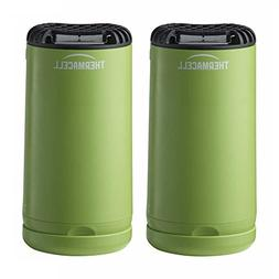 Thermacell MR-PSG Patio Shield Mosquito Repeller  2-Pack, wi