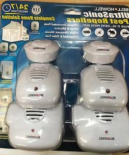Bell & Howell Multi Ultrasonic Pest Repeller Complete Home K