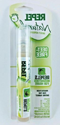 Repel Natural Insect Repellent 0.475oz Pen Size Spray Safely