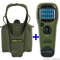 *NEW* Thermacell Mosquito Repellent Olive Repeller + BONUS H