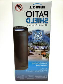 NEW Thermacell MR-PSG Patio Shield Mosquito Repeller 15 FT B