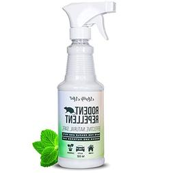 Mighty Mint 16 oz Peppermint Oil Rodent Repellent Spray