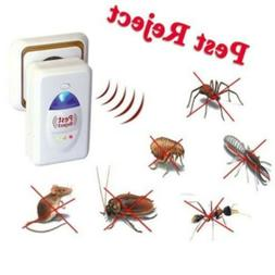 Pest Reject Mice Spider Insect Ultrasonic Control Repeller I