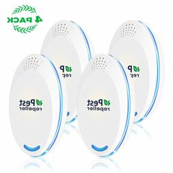 pest repeller insects rodents protection ultrasonic indoor