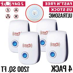 plug in ultrasonic pest repeller control ants