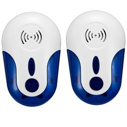 Cywulin Plug in Ultrasonic Pest Repeller Control Home Electr